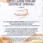 Costellazioni Familiari Sistemiche Spirituali Domenica 23/10 ore 10