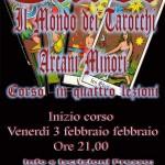 CORSO BASE TAROCCHI ARCANI MINORI Venerdi 3/2 ore 21