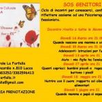 SOS GENITORI : Ciclo di incontri gratuiti per Mamme e Papà 16/3 ore 21