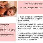 TRATTAMENTO DI PULIZIA E RIEQUILIBRIO ENERGETICO
