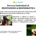 Bioenergetica & Meditazione Corso Mensile Individuale