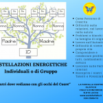 COSTELLAZIONI ENERGETICHE Sessioni Individuali o di Gruppo