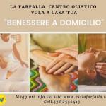 BENESSERE A DOMICILIO DEL CLIENTE